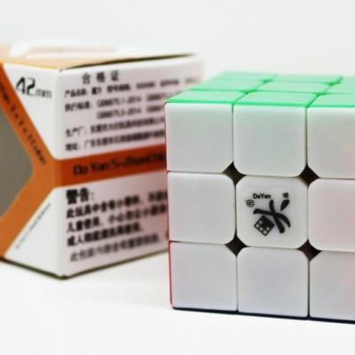 Кубик рубик 3x3 DaYan 5 ZhanChi COLOR 42mm