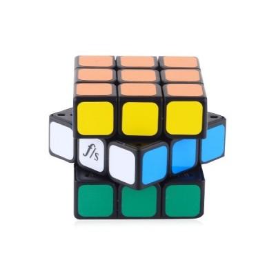 Кубик рубик 3x3 FangShi SHUANG REN V2. 57 mm black