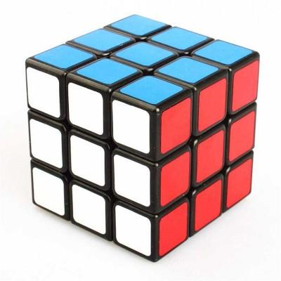 Кубик рубик 3x3 ShengShou LingLong 46 мм black
