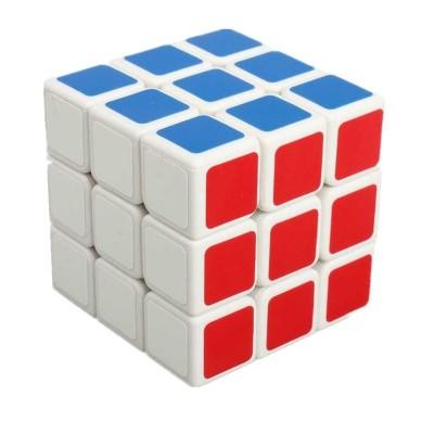 Кубик рубик 3x3 ShengShou LingLong 46 мм white
