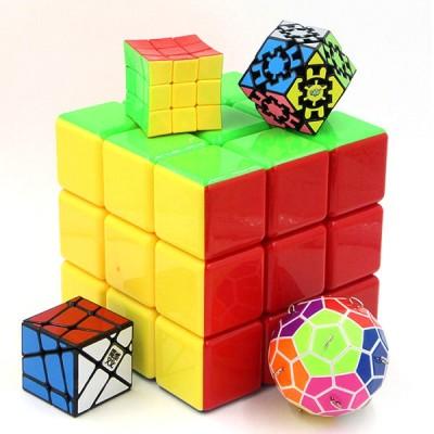 Кубик рубик 3x3 HeShu 185 мм
