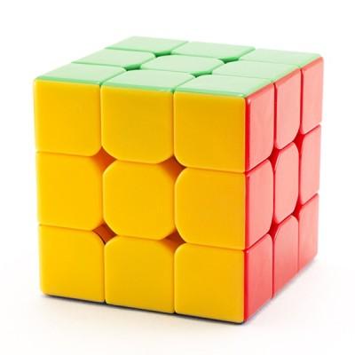 Кубик рубик 3x3 MoYu HUALONG цветной пластик