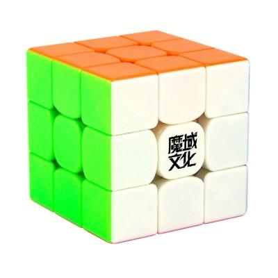 Кубик рубик 3x3 MoYu Weilong GTS V2 57mm color