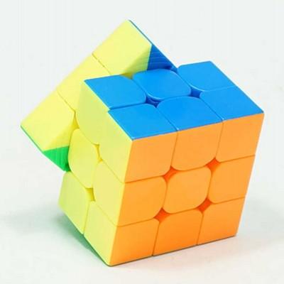 Кубик рубик 3x3 Zhisheng YuXin black QIRIN Heiqilin