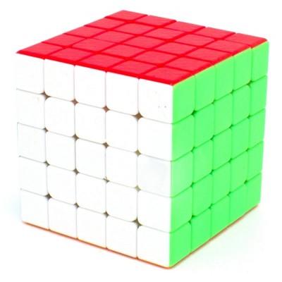 Кубик рубик 5x5 ShengShou Gem stickerless