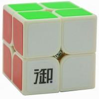 Кубик рубик 2х2 KungFu Yuehun 5cm Cube White (белый)
