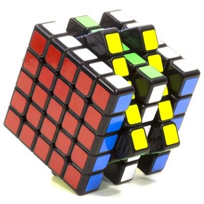 Кубик рубик 5x5 MoYu Guanchuang black