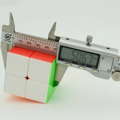 Кубик рубик 2х2 Shengshou Rainbow 5cm magic cube