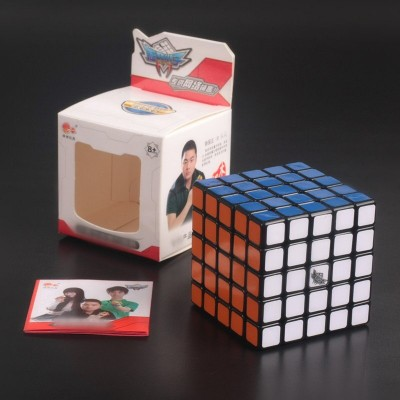 Кубик рубик 5x5 Cyclone Boys G5 black (черный)