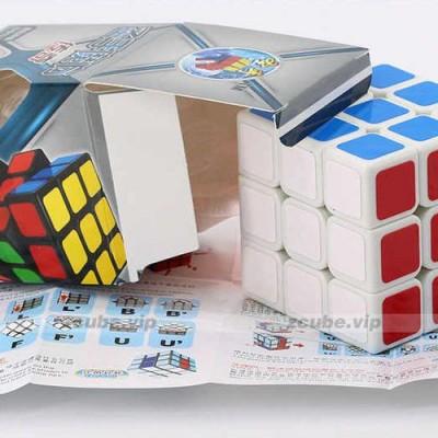 Кубик рубик 3x3 ShengShou legend white