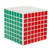 Кубик рубик 7x7 ShengShou white
