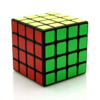 Кубик рубик 4х4 YJ GuanSu black (черный)